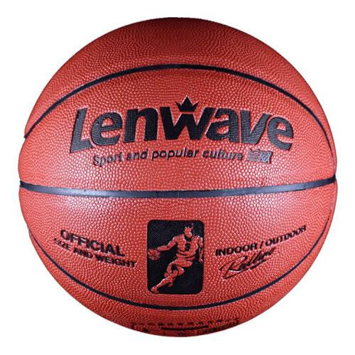 兰威LW-0782人形印花7号篮球