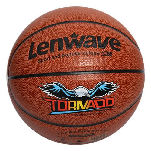 兰威LW-0745鹰印花4号篮球