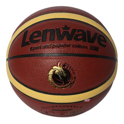 兰威LW-0753龙印花5号篮球