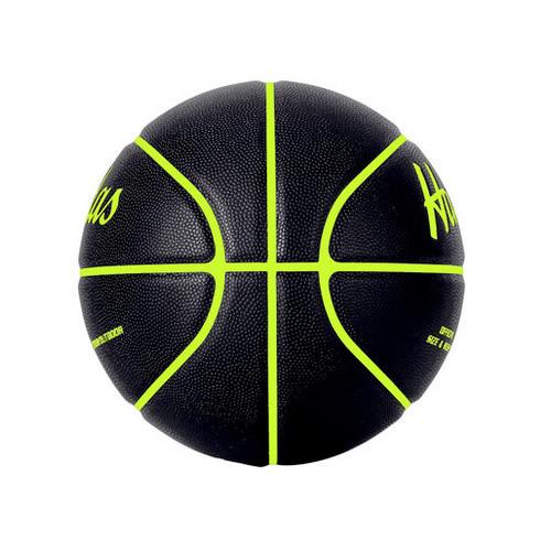 哈恩达斯HAN-BB01荧光绿7号篮球图1高清图片
