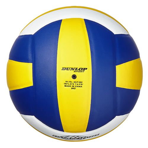 邓禄普DLP-V02 5号五星排球图1高清图片