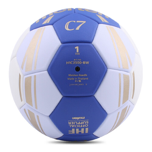 摩腾H1C3500 1号小学生PU手球图1高清图片