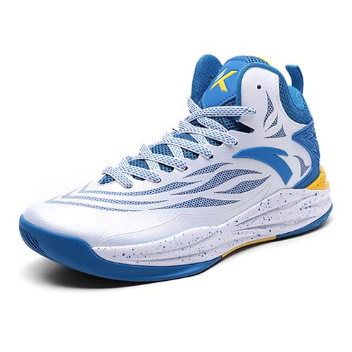 安踏11641112高帮缓震篮球鞋