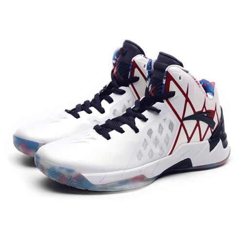 安踏11631101汤普森室外篮球鞋