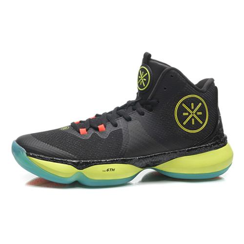 李宁ABAM075防滑网面篮球鞋