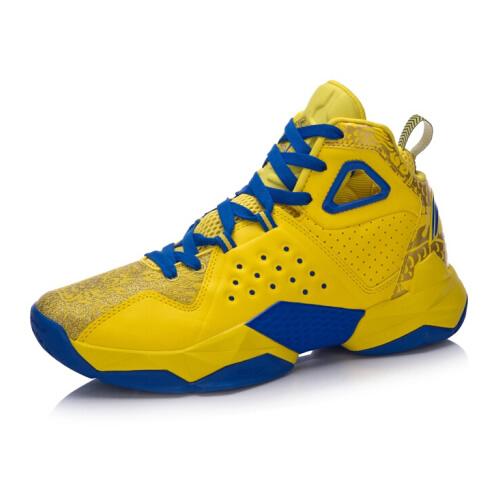 李宁ABAM035新款高帮篮球鞋