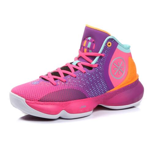 李宁ABAM017新款第六人篮球鞋