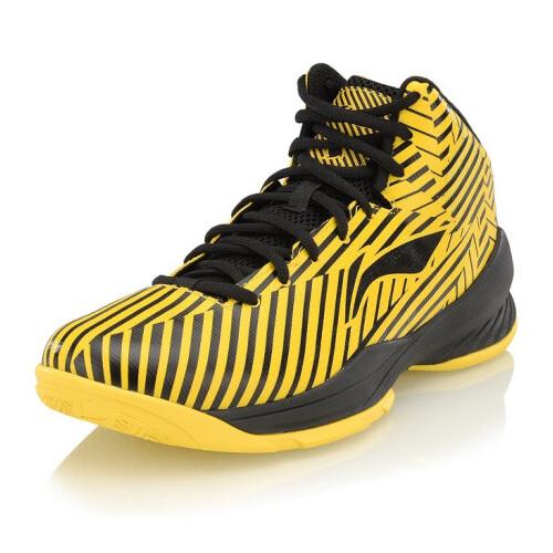 李宁ABPL039暴风防滑篮球鞋