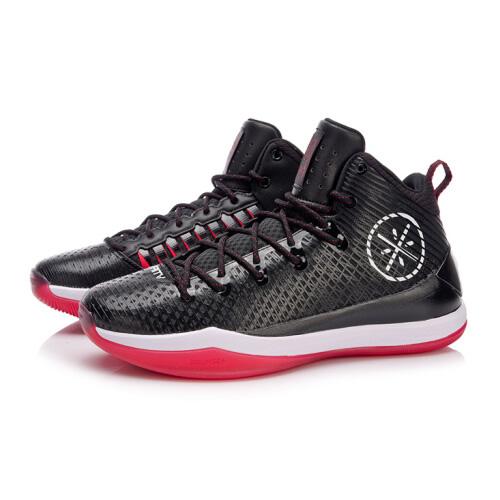 李宁ABAN017韦德队尚5篮球鞋