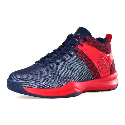 匹克DA730101反光耐磨篮球鞋