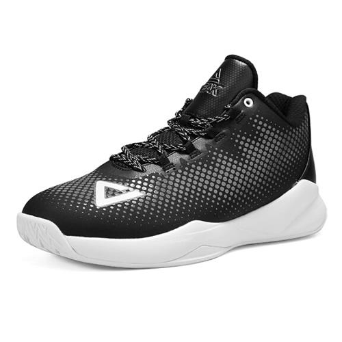 匹克DA810011潮流波点篮球鞋