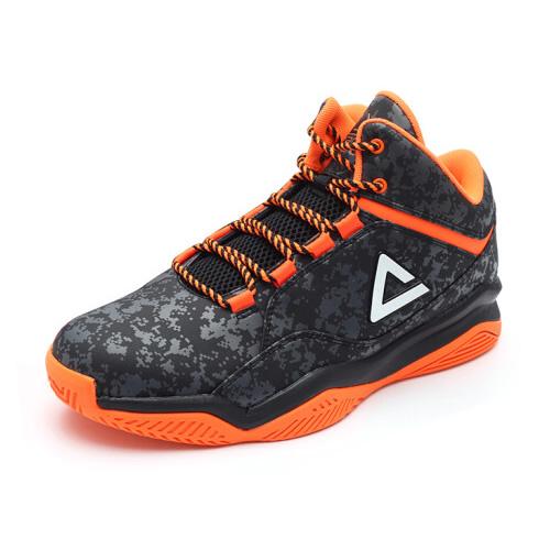 匹克DA630401防滑耐磨篮球鞋