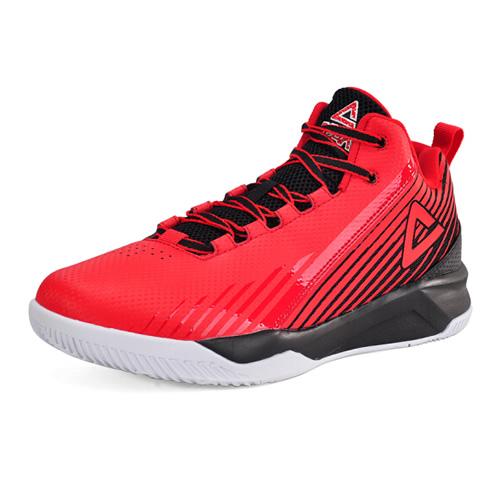 匹克E72081A中帮减震篮球鞋