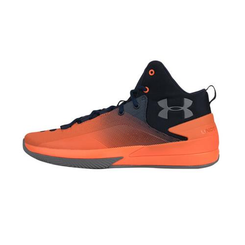 安德玛3000087 Rocket 3高帮篮球鞋