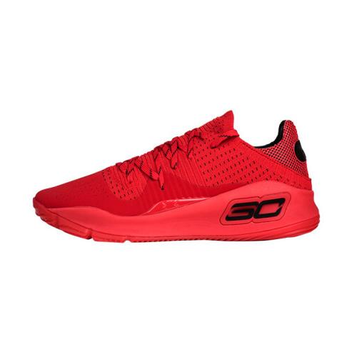 安德玛3000083 Curry 4低帮篮球鞋