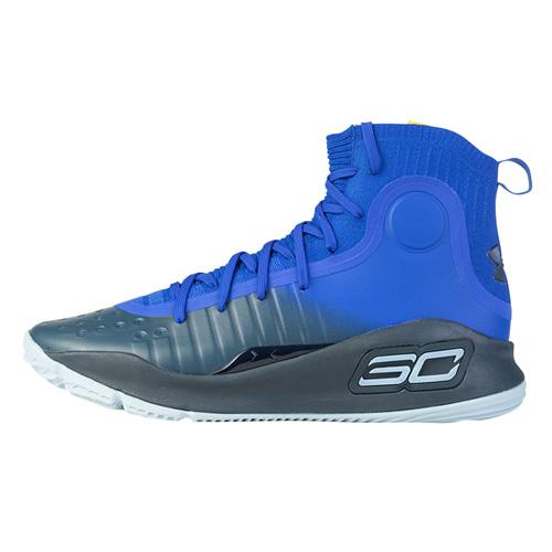 安德玛1298306 Curry 4高帮篮球鞋