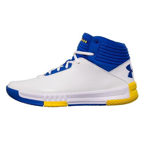 安德玛1303265 Lockdown 2高帮篮球鞋