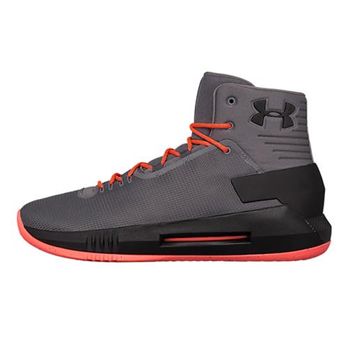 安德玛1298309 Drive 4高帮篮球鞋