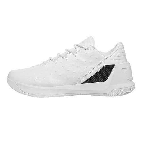 安德玛1299663 Curry 3 Lux低帮篮球鞋图4高清图片