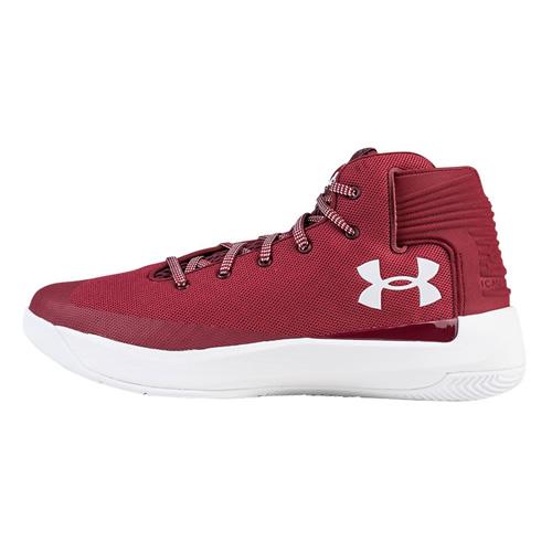 安德玛1298308 Curry 3 ZERO低帮篮球鞋
