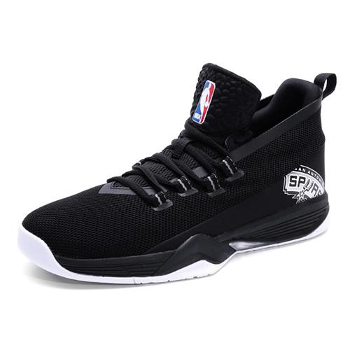 NBA N1721116网面透气耐磨篮球鞋