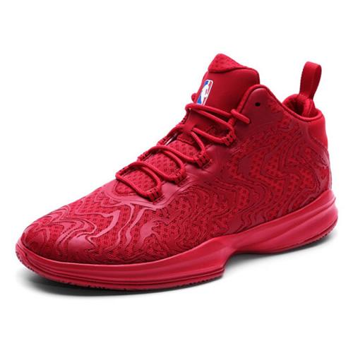 NBA N1721102耐磨缓震篮球鞋