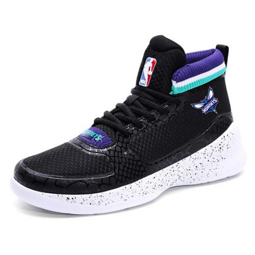 NBA N1731116透气飞织篮球鞋
