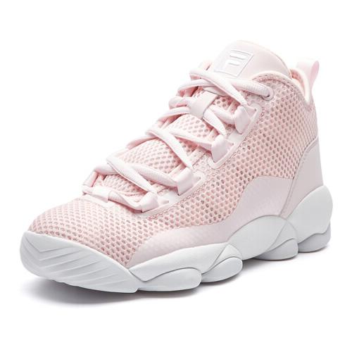 斐乐F62W821207A透气女式篮球鞋