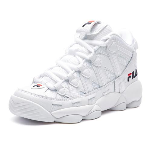 斐乐F52W825302A经典女式篮球鞋