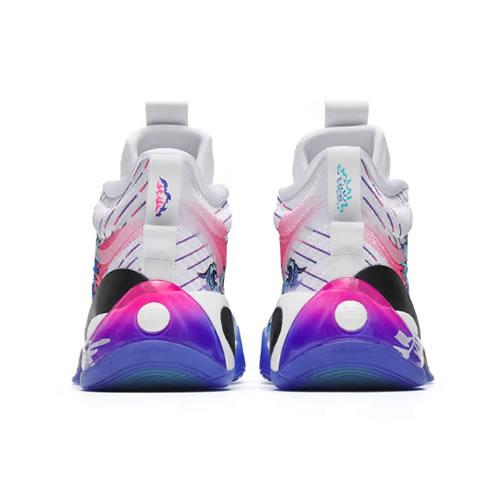 斐乐F12M811203F复古男式篮球鞋