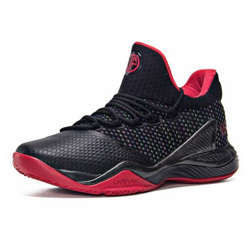 361度571811101高帮网面篮球鞋图2