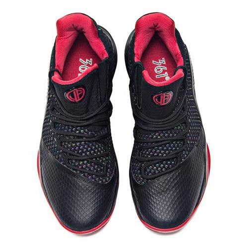 361度571811101高帮网面篮球鞋图1