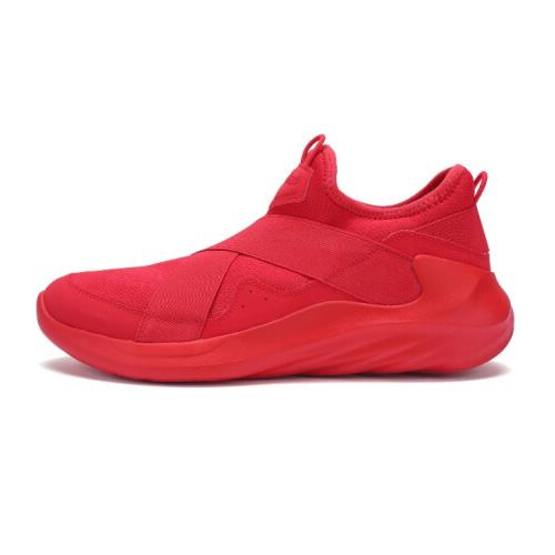 特步982119121115减震防滑篮球鞋