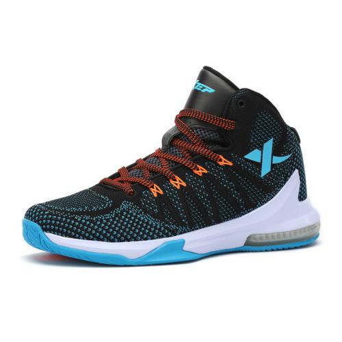 特步983319121069轻便耐磨篮球鞋