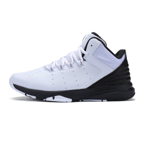 特步983319121060减震防滑篮球鞋