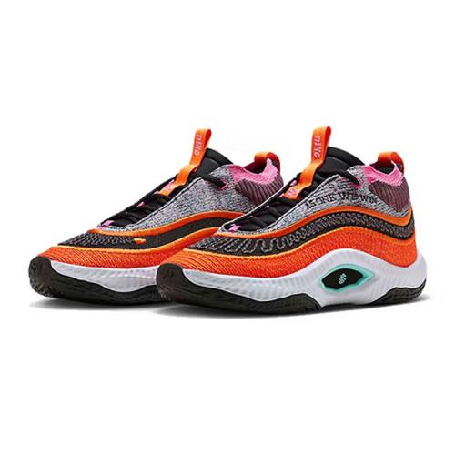 鸿星尔克51118104090高帮训练篮球鞋