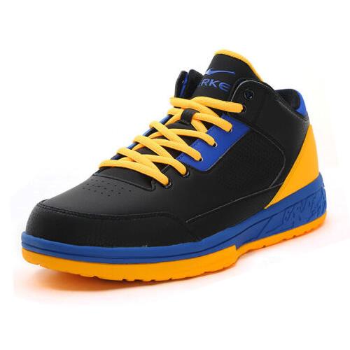 鸿星尔克51117104114休闲低帮篮球鞋
