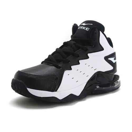 鸿星尔克63117304089春季儿童篮球鞋