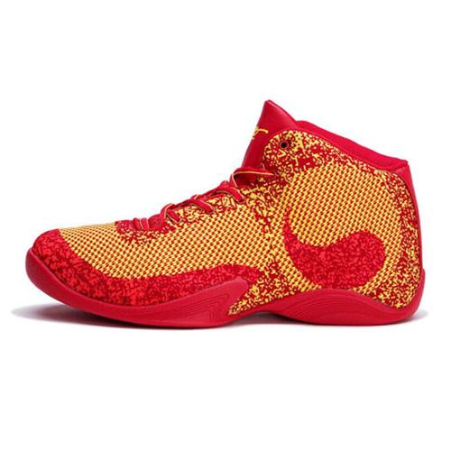 沃特53M6031耐磨太极篮球鞋