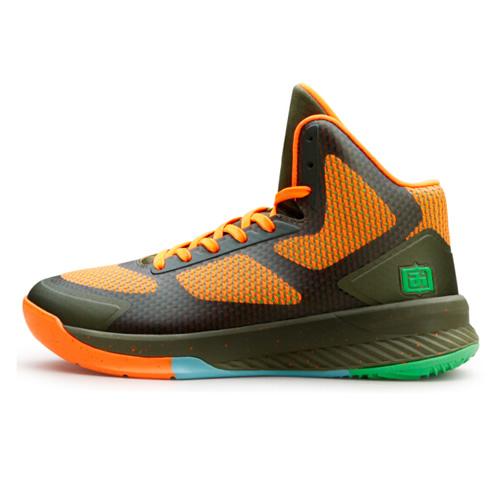 艾弗森64101058轻翼缓震篮球鞋