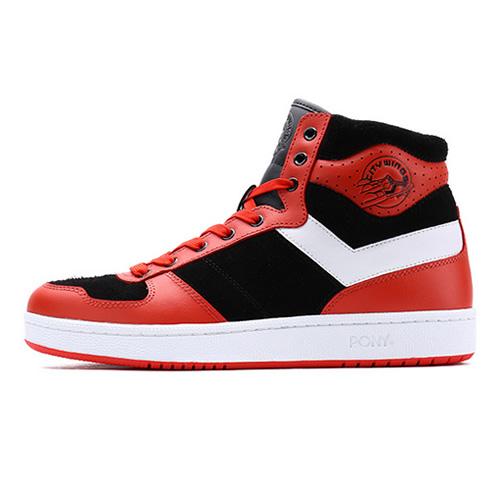 波尼74W1CW10经典时尚篮球鞋