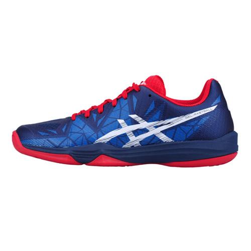 亚瑟士E712N男子羽毛球鞋