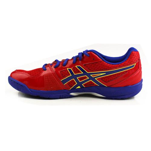 亚瑟士R506J男子羽毛球鞋