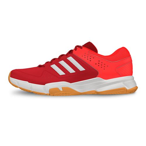 阿迪达斯AQ2377 Quickforce 3.1男子羽毛球鞋