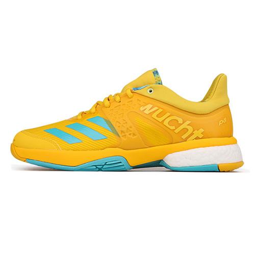 阿迪达斯BY1821 Wutch P8男子羽毛球鞋