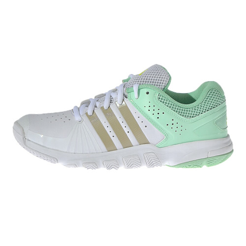 阿迪达斯B22955 Quickforce 3.1女子羽毛球鞋