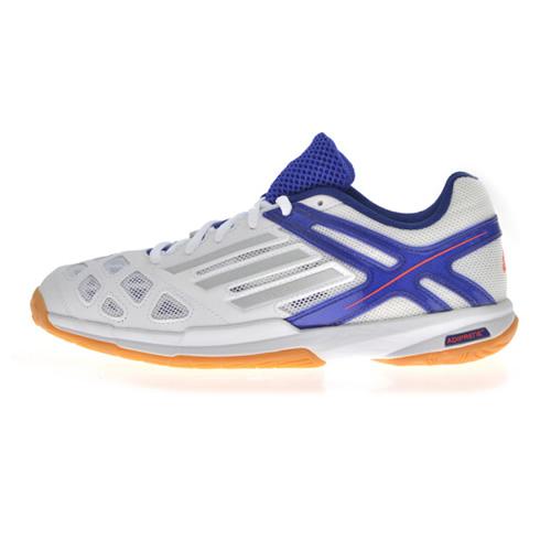 阿迪达斯B40155 feather team男子羽毛球鞋