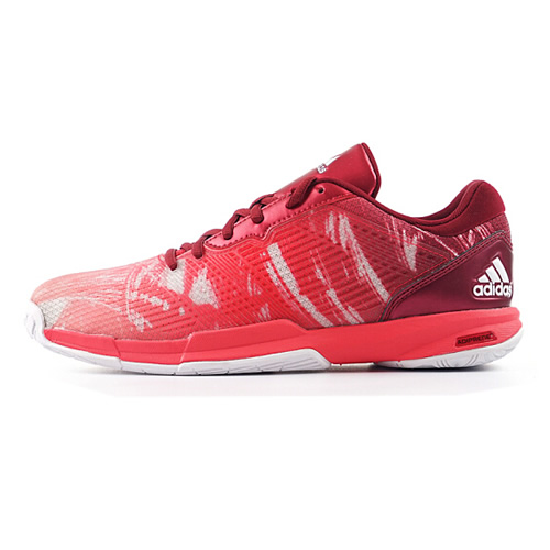 阿迪达斯BB4832 Instinkt W7女子羽毛球鞋