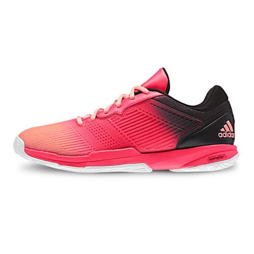 阿迪达斯AF4882 Adizero Belle女子羽毛球鞋