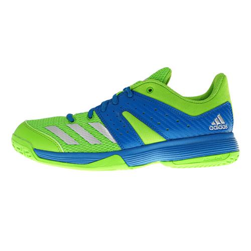 阿迪达斯AQ6086 Wucht Junior青少年羽毛球鞋